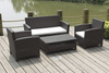 2014 New All Weather Aluminum Outdoor sofa sofa garden