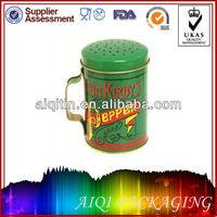 tin drinking cups