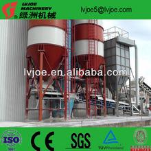 PLC Control Gypsum powder machnery from lvjoe company