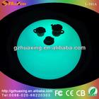 LED bar illuminated table L-T01A