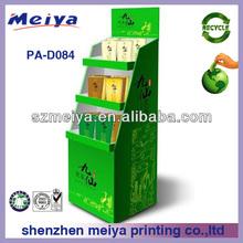 cardboard display cubes/cardboard display equipment/cardboard display fixture