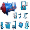 retreading tire vulcanizing machine