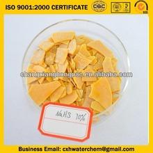 sodium hydrosulfide flake used as dye