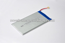 3.7V 4000mAh tablet pc battery high capacity rechargeable li-polymer battery 3370133