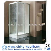 Most beautiful white color shower enclosures JP602A