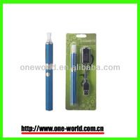 hot selling pen vaporizer cigarros electronicos vapor blister evod kits