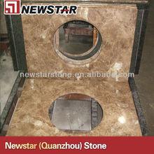 Newstar commercial bathroom sink countertop