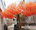 artificial big red maple árvore