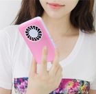 LJQ-063 China plastic battery operated mini toy fan