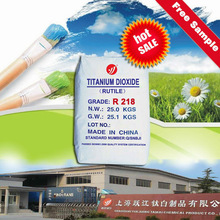 Titanium Dioxide Rutile R218 electric car paints made in China