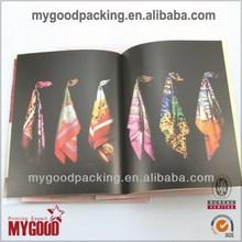 Fashion popular printing pamphlets custom