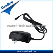 AC Adapter Converter for Europe EU Adapter Cheap Adapter Factory Charger (Black)