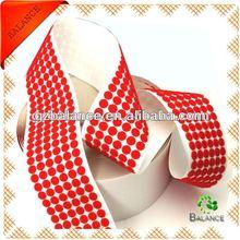 Wholesale colorful nylon sticky back Velcro dots