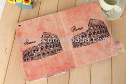 For Italy Roma Style iPad Case Cover