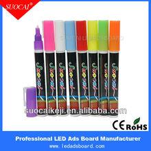 Eraseble Liquid Chalk Marker Pen Fluorescent Marker High Quality Permanent Marker Pen