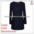 Diseño moderno populares para mujer túnica vestidos