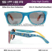 Shenzhen Designer Wooden Sunglasses Skateboard