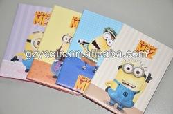 for ipad mini despicable me minion leather case,Various Styles Case For ipad mini Despicable Me 2 Case