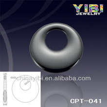 Ceramic fashion handmade accessories, black china Ceramic accessories ,history fashion accessories