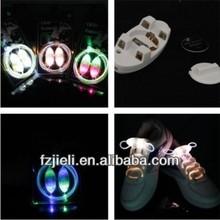 Magic shoelaces led flashing shoelaces shoelace charms wholesale 3rd Generation