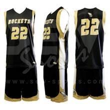 nueva sublimación de baloncesto uniforme