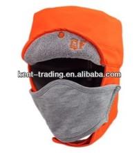 winter ski mask cap windproof ski hat polyester cap