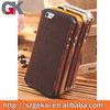 colorful bumper for apple iphone 5 aluminium cases