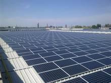 thin film laminated solar panel