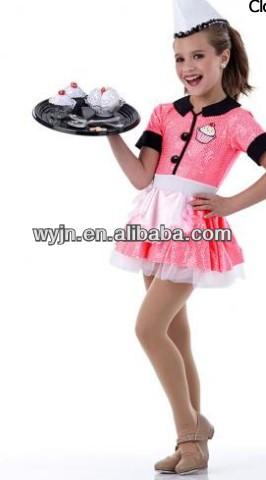 teenage waiter costumes Jazz Dance Costumes For Teenagers