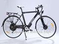 honda moto bicicleta eléctrica con batería en el interior de altura para los hombres