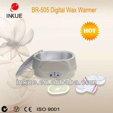 Br-505 parafina profissional mais quente para a mão e uso cuidados com os pés