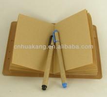advertising recycled kraft paper pen