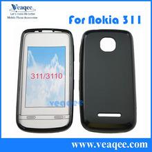 tpu gel mobile phone case for nokia asha 311