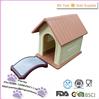 hot sale unique foldable waterproof plastic dog houses for sale