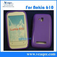 wholesale popular tpu case for nokia lumia 610