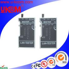 100% passed fluke test BNC RJ45 RJ11 RJ12 multi network cable tester