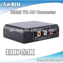HDMI to AV/CVBS/3RCA converter 1080P 2013 Lowest Price !!