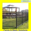 Assembled Ornamental Aluminum Tube Fence(Weian,ISO9001,Factory)