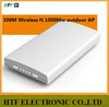 high quality 300M 802.11b/g/n desktop plastic case 1000Mw Outdoor AP/CPE/Bridge openwrt wifi wireless remote control module