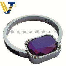 2013 beautiful metal accessories for handbags