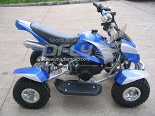 nueva 49cc los niños de gas alimentado de la rueda 4 baratos mini quads