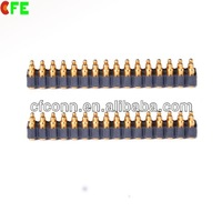 Battery charger contact,1.27mm Pitch pogo pin connector,beryllium free contcat