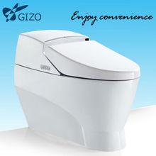 New Style In Toilet Enjoy Your Toilet Time One Piece Ceramic Toilet