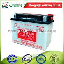 12V4AH electic bike battery 12V reliable motorcycle battery