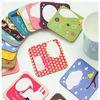 multiple color soft pvc coaster/soft pvc cup coaster