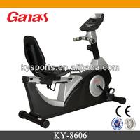 KY-8606 Commercial Recumbent Bike/Magnetic Bike