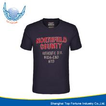 100% men cotton shirts polo t-shirt