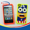 2013 Special 3D silicon soft case cover for iphone5