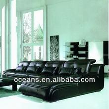 Sofa with corner, Seven seats sofa,Sofa set in leather,OCS-868