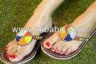 African Beaded Maasai Sandals